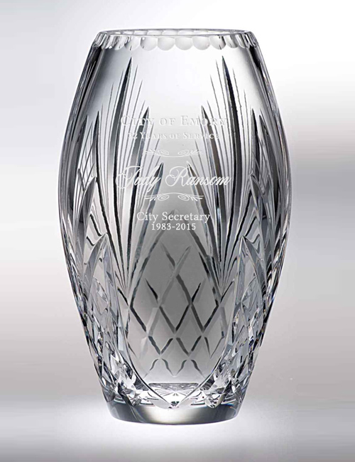 Aberdeen Vase First Source Award